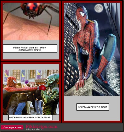 SpidermanComic