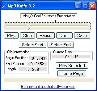 Mp3Knife