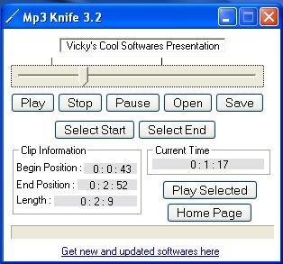 Mp3Knife