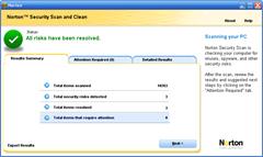 NortonSecurityScanAndCleanScanAllFixed