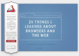 20 dingen die ik nog niet wist over browsers en internet