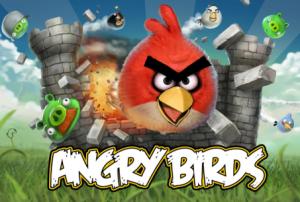 Angry Birds spelen
