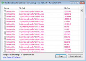 Windows_Installer_UnUsed_Files_Cleanup_Tool_2