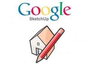 Google Sketchup 300x221 Google Sketchup 8 Nederlands